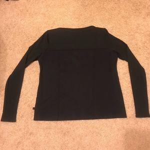 lululemon athletica Tops - Lululemon Black Long Sleeve Size 8